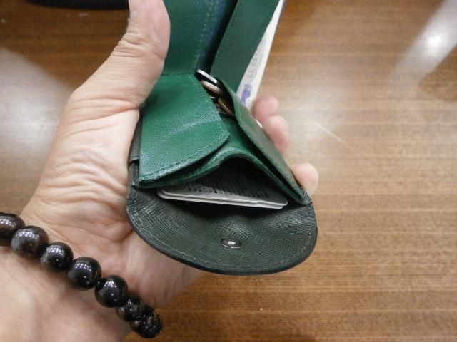二つ折り財布ハンモックウォレット